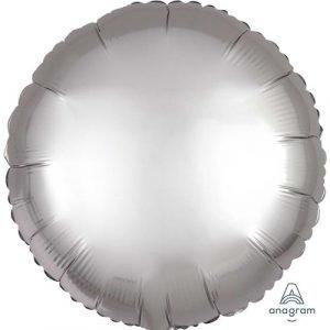 Round helium balloon