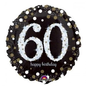 Birthday Ages 60-65