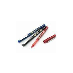 Pilot V-Ball Gel Pen 0.7mm - Pack of 3