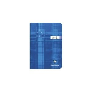 Clairefontaine A5 A-Z Lined Index Notebook