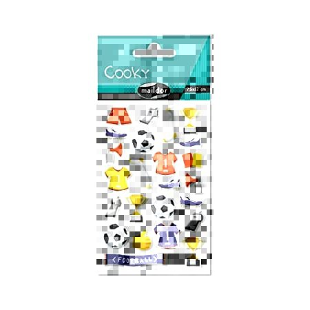 Cooky Stickers - Football