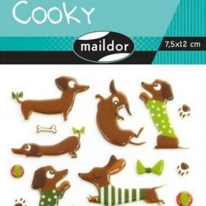 Cooky Stickers - Sausage Dogs