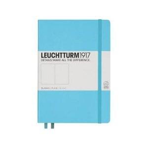 Leuchtturm 1917 A7 Mini Notebook - Plain