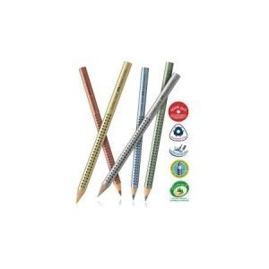 Faber Castell Jumbo Grip Metallic Pencil