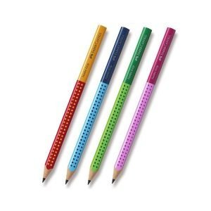 Faber Castell Jumbo Grip Pencil - TwoTone