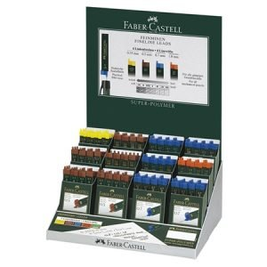 Faber Castell Fineline Leads Super-Polymer Refill Pack