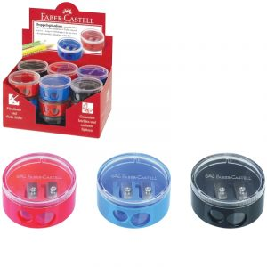 Faber Castell Two Hole Drum Sharpener