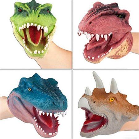 Dino World Hand Puppet