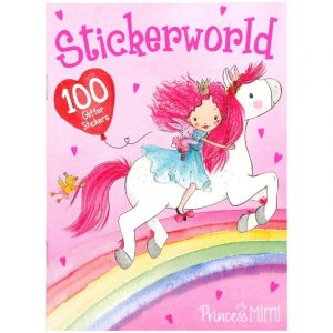 Princess Mimi Sticker World Book