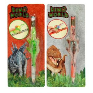 Dino World Light Up Pencil