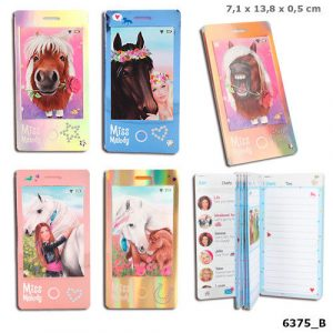 Miss Melody Mobile Phone Notebook