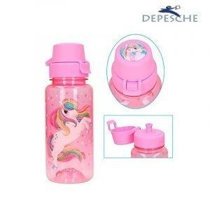 Ylvi & The Minimoomies Water Bottle - Pink