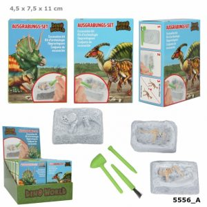 Dino World Excavation Kit