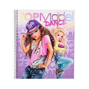 Top Model Dance Design Book