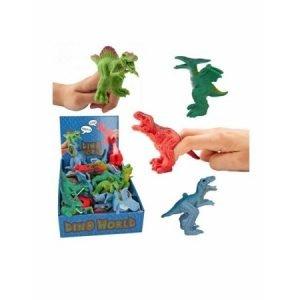 Dino World Finger Puppet