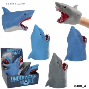 Dino World Shark Hand Puppet