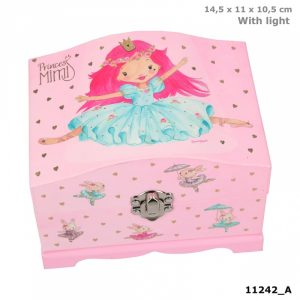 Princess Mimi Light Up Jewellery Box