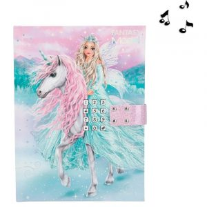 Fantasy Model Lockable Diary