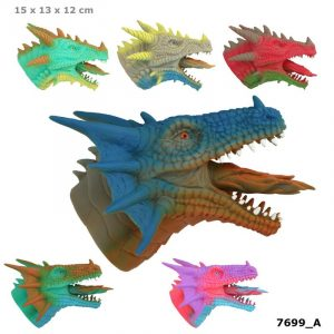 Dino World Dragon Hand Puppet