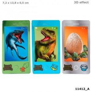 Dino World Mobile Phone Notebook