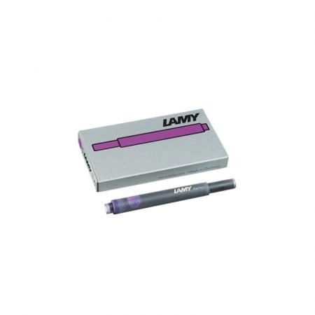 Lamy T10 Ink Cartridge (Safari) - Box of 5