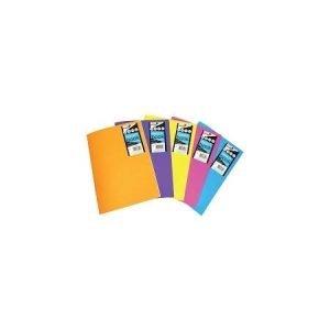 Silvine A4 Fluorescent Orange Sketch Book - 40 Pages