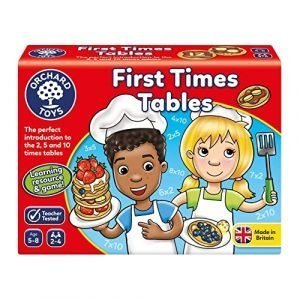 Orchard Toys First Time Tables