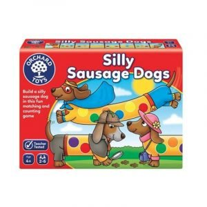 Orchard Toys Silly Sausage Dogs