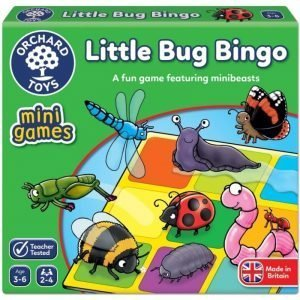 Orchard Toys Little Bug Bingo Mini Game