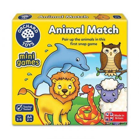 Orchard Toys Animal Match Mini Game