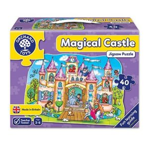 Orchard Toys Magical Castle Jigsaw - 40 Pieces