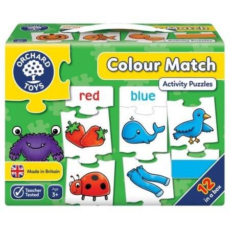 Orchard Toys Colour Match Activity Puzzles