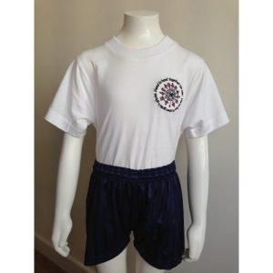 St David's PE T-Shirt (Plain Red)