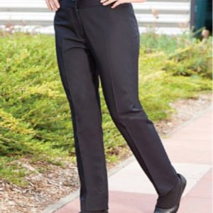 Aspire Girls Slimfit Trousers - Black
