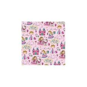 Rachel Ellen Single Sheet Wrapping Paper - Princesses