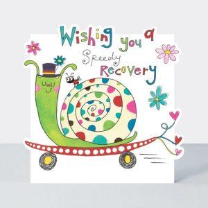 Rachel Ellen Wishing You A Speedy Recovery Get Well Card