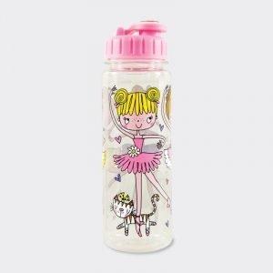 Rachel Ellen Water Bottle - Ballerinas