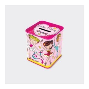 Rachel Ellen Money Tin - Make A Wish Fairies