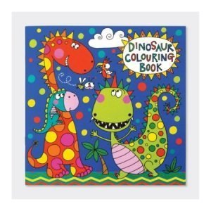 Rachel Ellen Colouring Book - Dinosaur