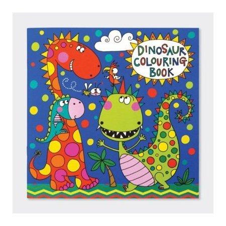 Rachel Ellen Colouring Book - Dinosaur