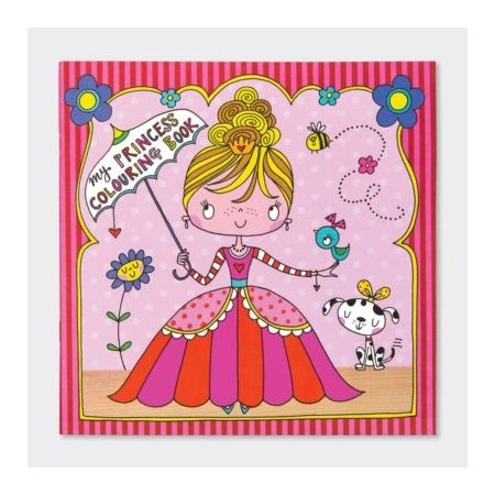Rachel Ellen Colouring Book - My Princess