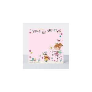Rachel Ellen Pack of 8 Thank You Cards - Fairy