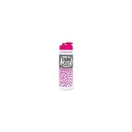 Rachel Ellen Water Bottle - Drink More Water