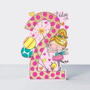 Rachel Ellen 2 Today Fairy Card