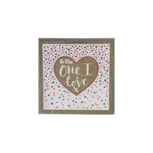 Rachel Ellen To The One I Love Card