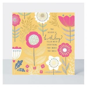 Rachel Ellen Everything That Makes You Smile Card