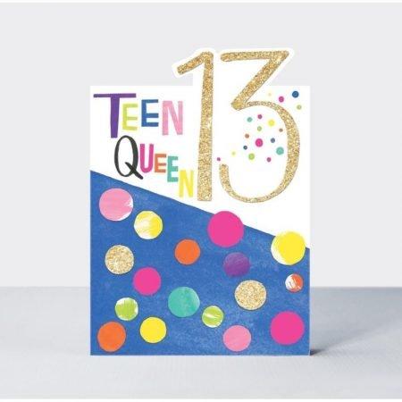 Rachel Ellen Teen Queen 13 Card