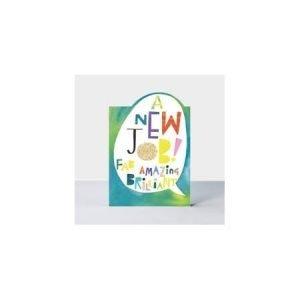 Rachel Ellen A New Job Fab Amazing Brilliant Card