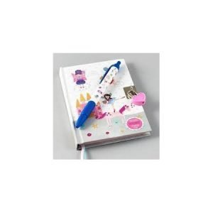 Floss & Rock Secret Diary with Scented Pen - Princesses