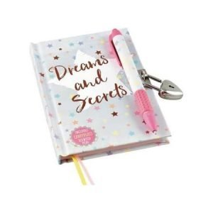 Floss & Rock Secret Diary with Scented Pen - Dreams and Secrets